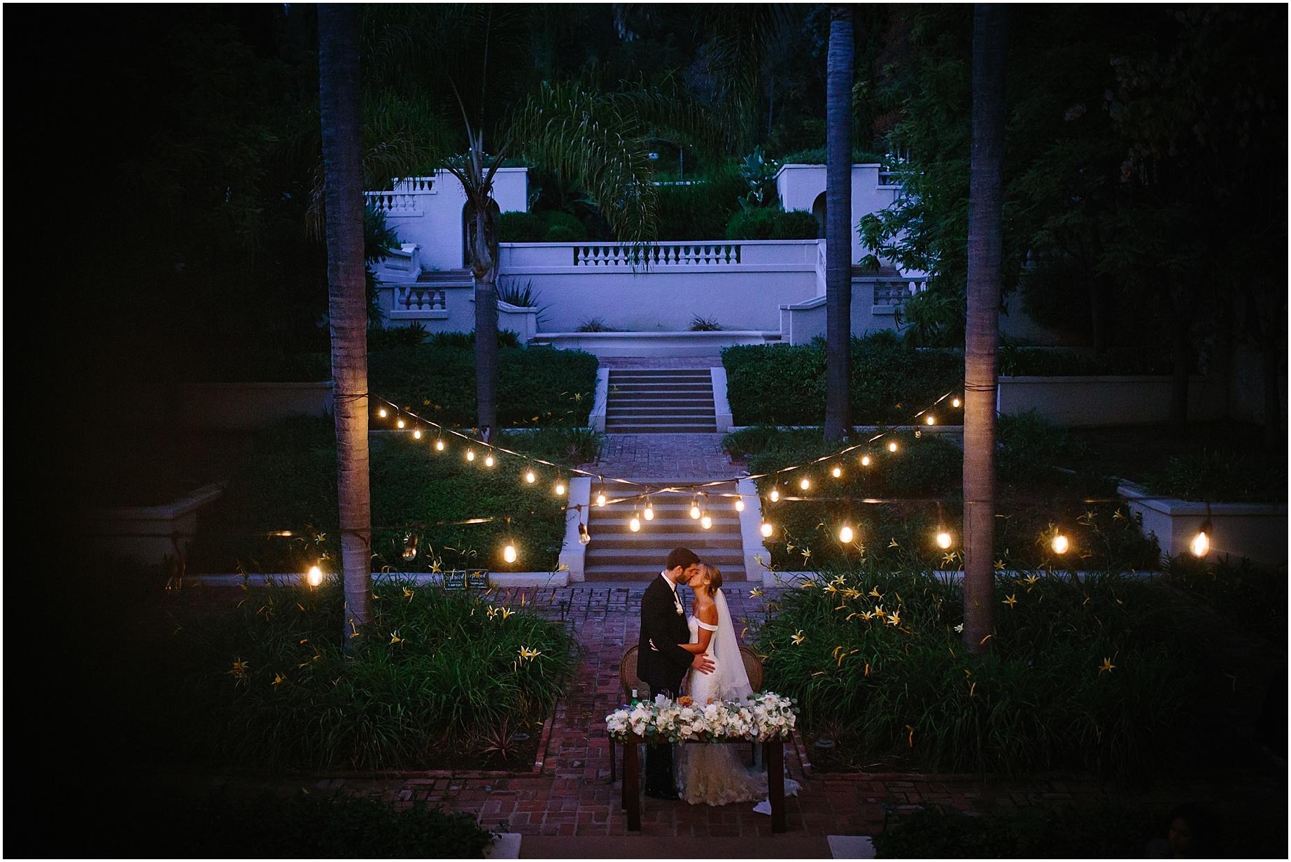 wedding at wattles mansion los angeles mariage a los angeles