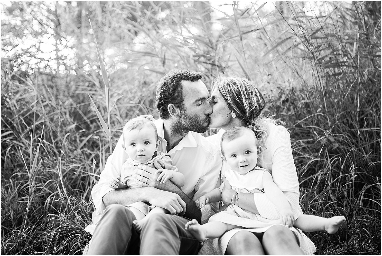 photos de famille dans la foret