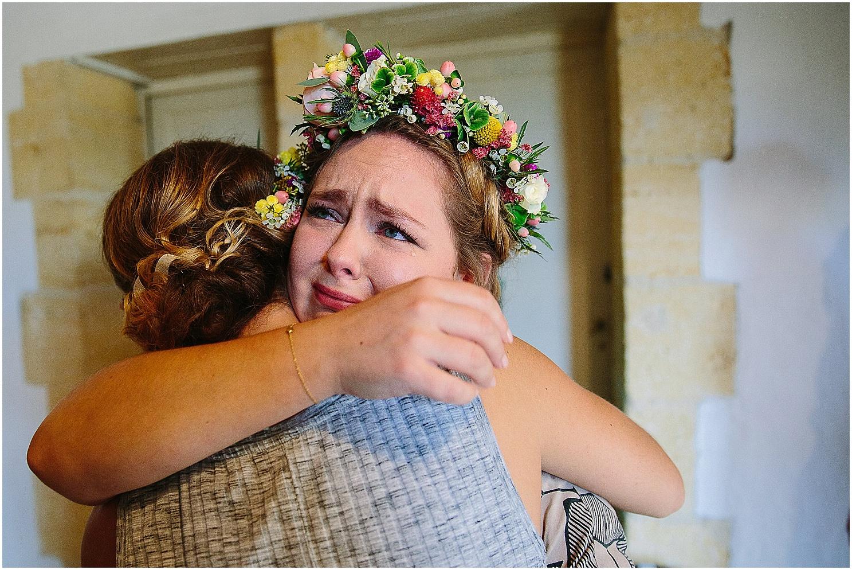 larmes au chateau de mouchac