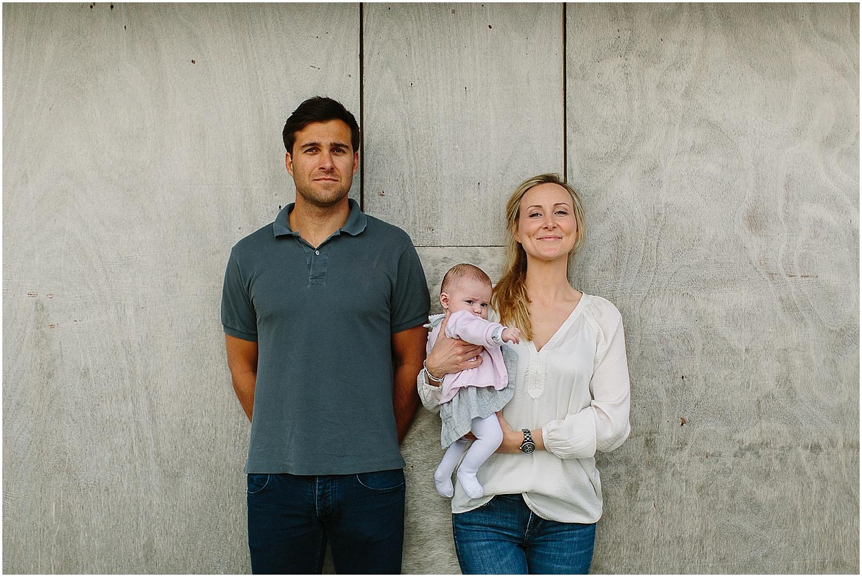 photo de famille vers hossegor