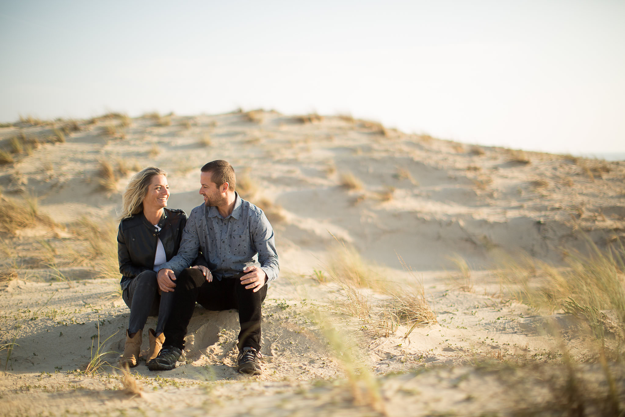 love session a hossegor par claire saucaz photographe