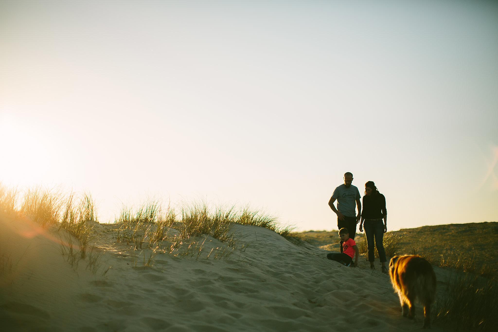 photographe famille seignosse dans les landes