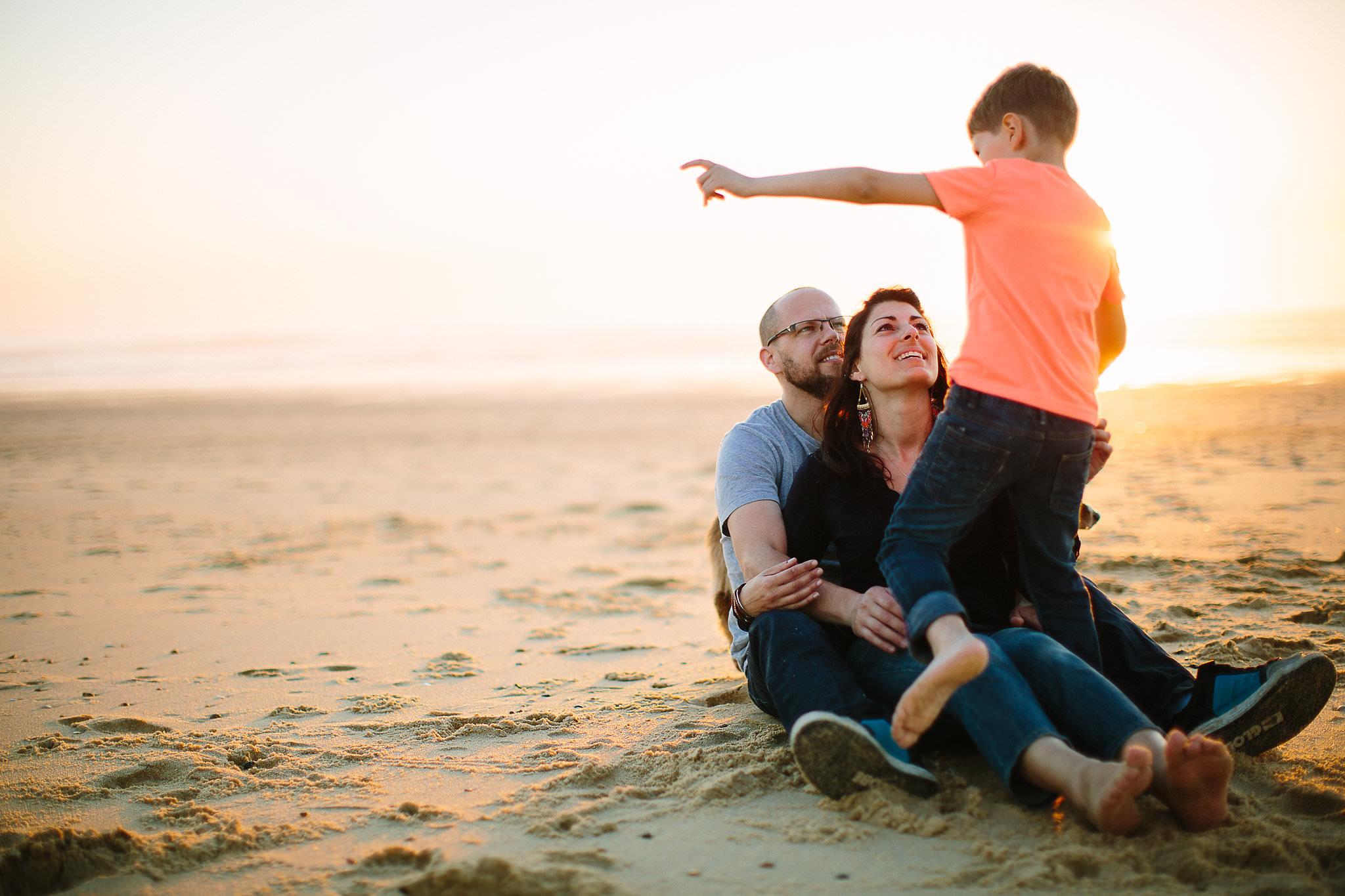 photographe de famille a biarritz