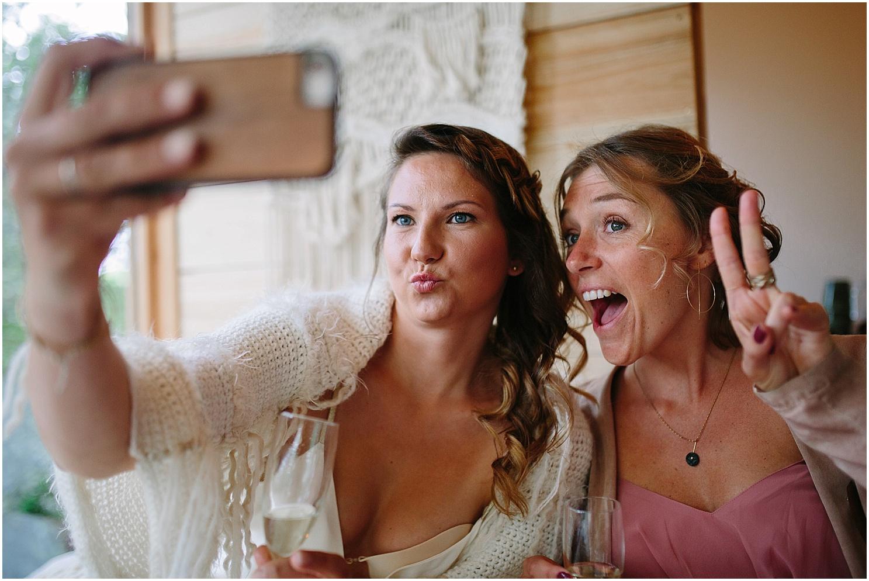 selfie au coco barn angresse