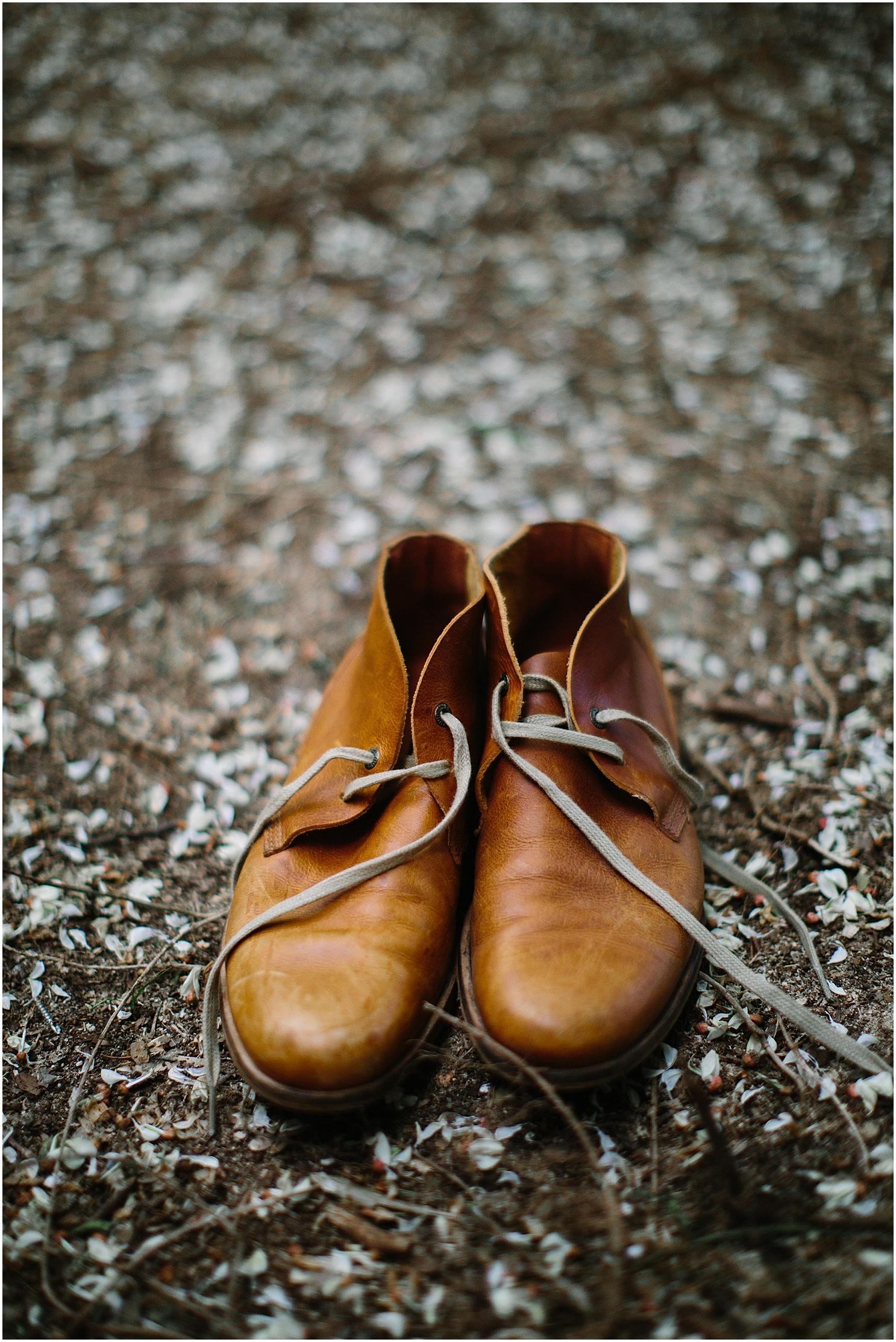 chaussures du marié au coco barn
